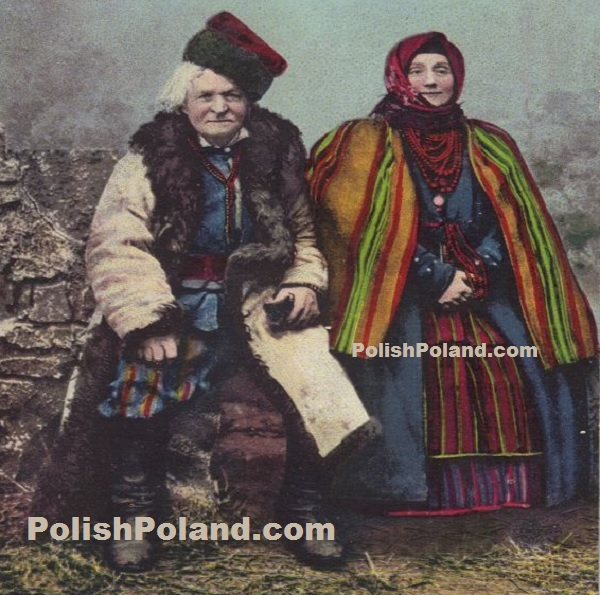 polish old couple