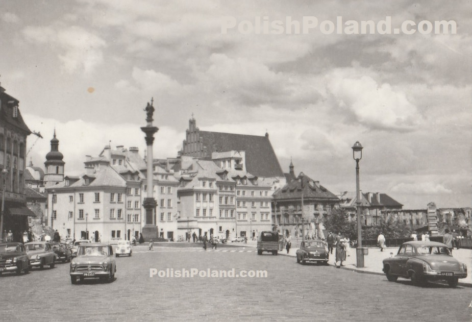 Warsaw in the 1960s