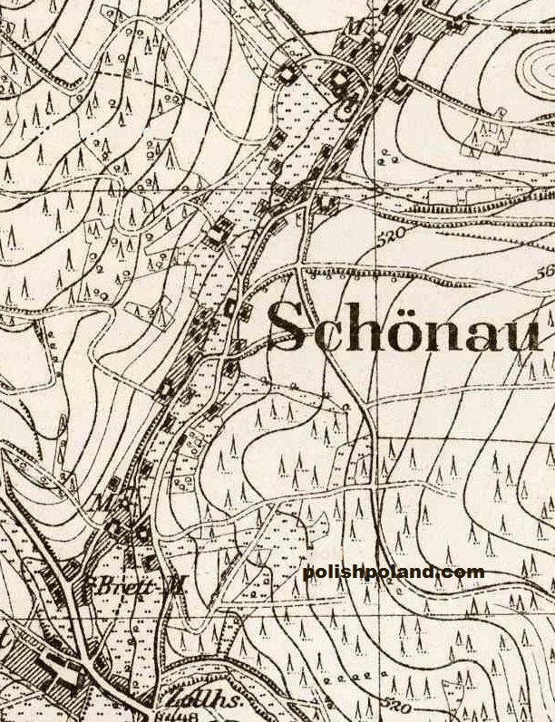 orlowiec 1939 map
