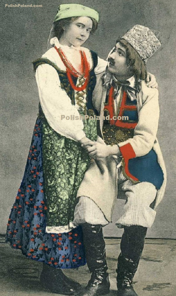 polish couple