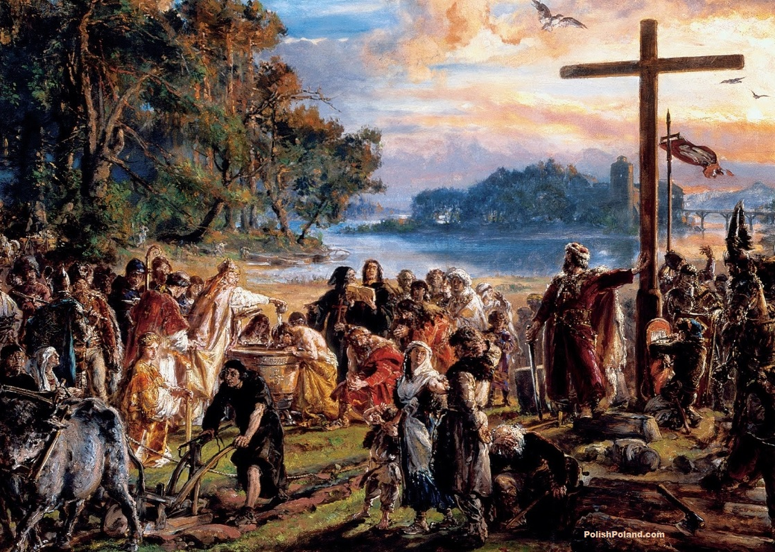 Jan Matejko Christianity Poland