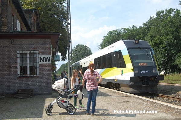 railway station poland
