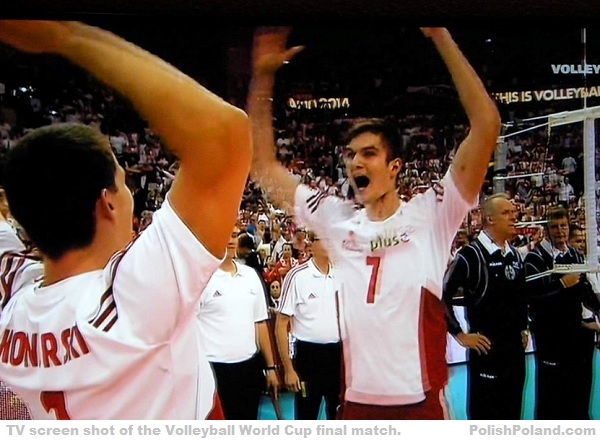 Volleyball world champions