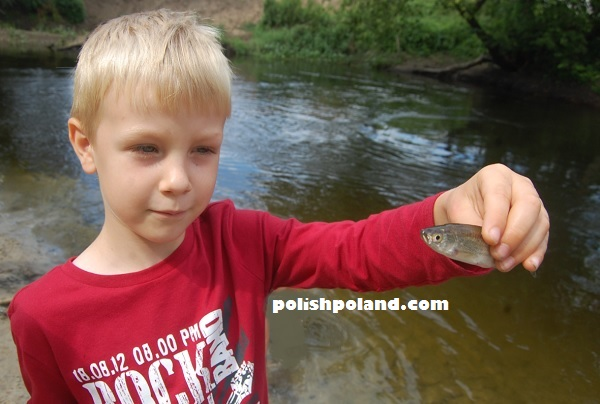 fishing poland