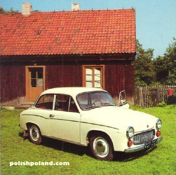 polish car syrena